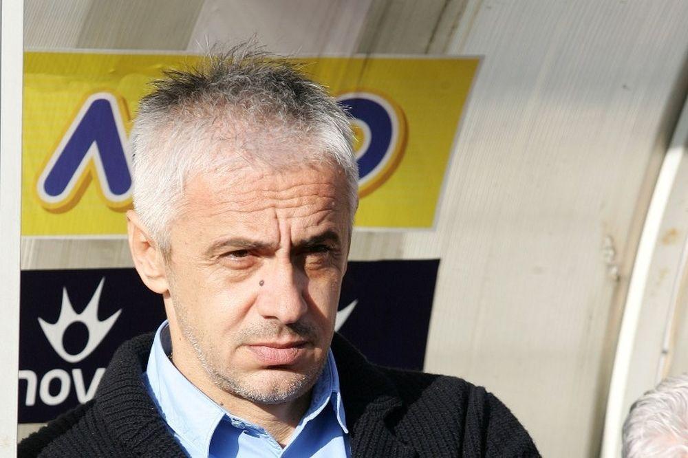 Χαραλαμπίδης: «Όταν η ομάδα δεν νικάει, κάτι πρέπει να αλλάξει»