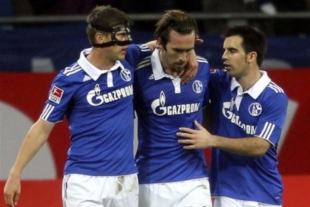 Στο… ρετιρέ της Bundesliga η Σάλκε!