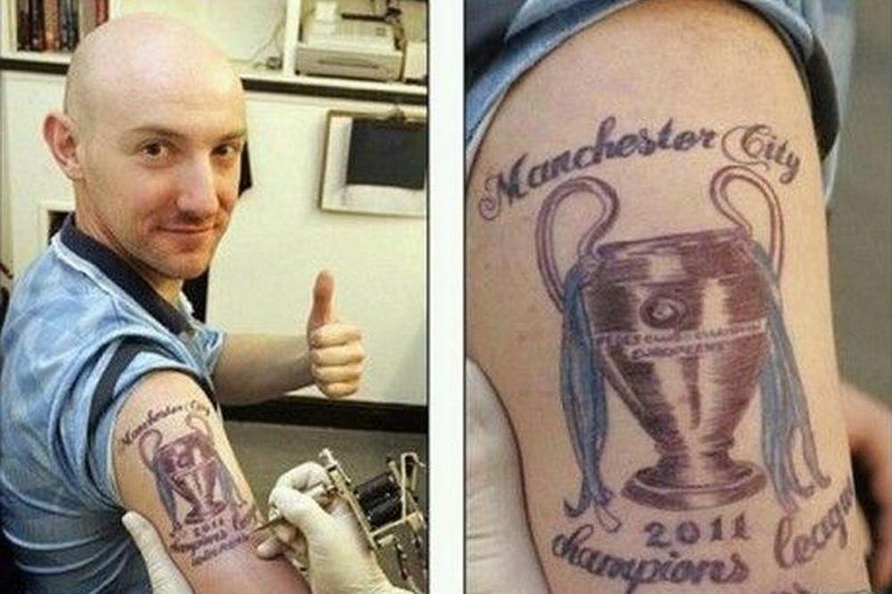 Δεν τους πάνε τα… τατουάζ! (photos)