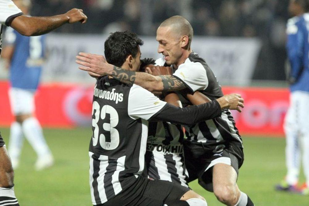 Νίκη ΠΑΟΚ αλά... Europa League απέναντι στον Ατρόμητο (photos+videos)