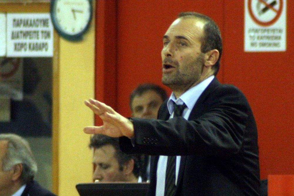 Καλαφατάκης: «Χωρίς άγχος στο ΣΕΦ»