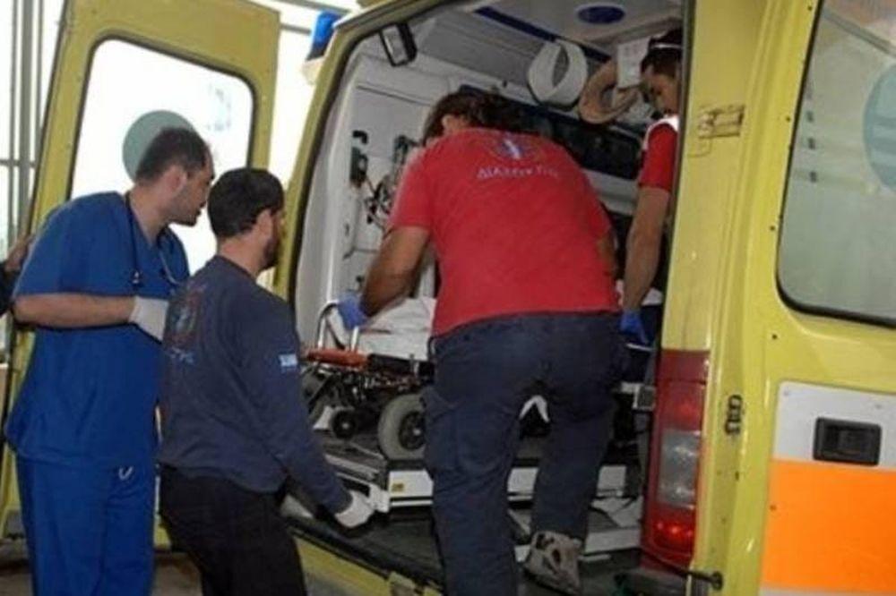 Τροχαίο με ανήλικους τραυματίες στα Μέγαρα