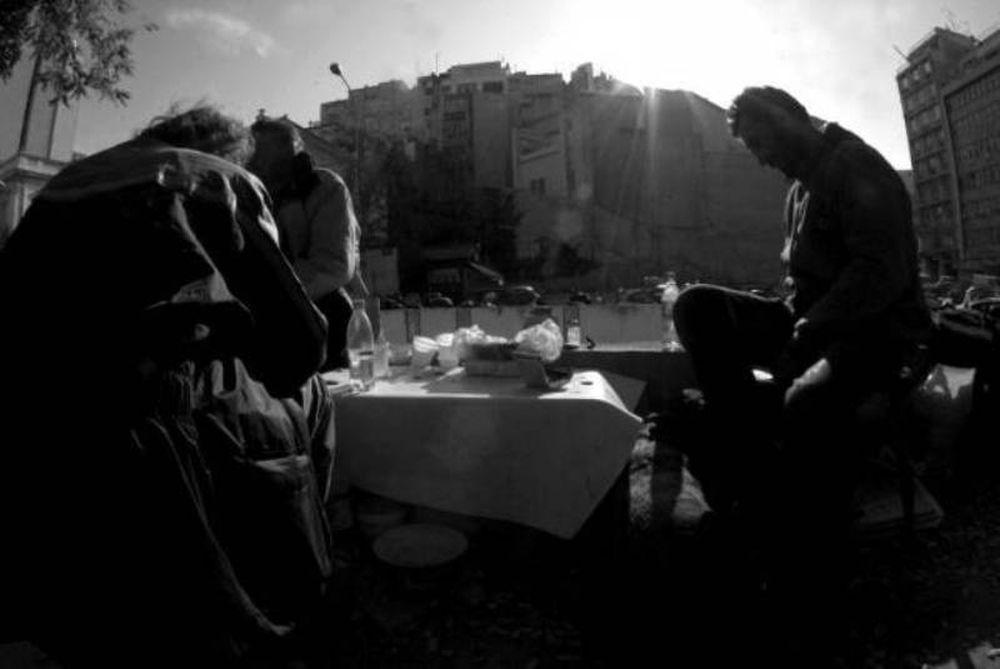 Το CNN για τους άστεγους της Αθήνας