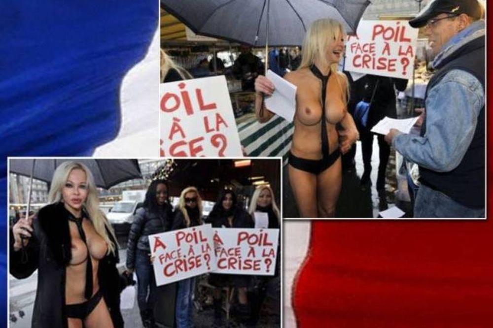Η... ολόγυμνη αλήθεια της υποψήφιας προέδρου της Γαλλίας