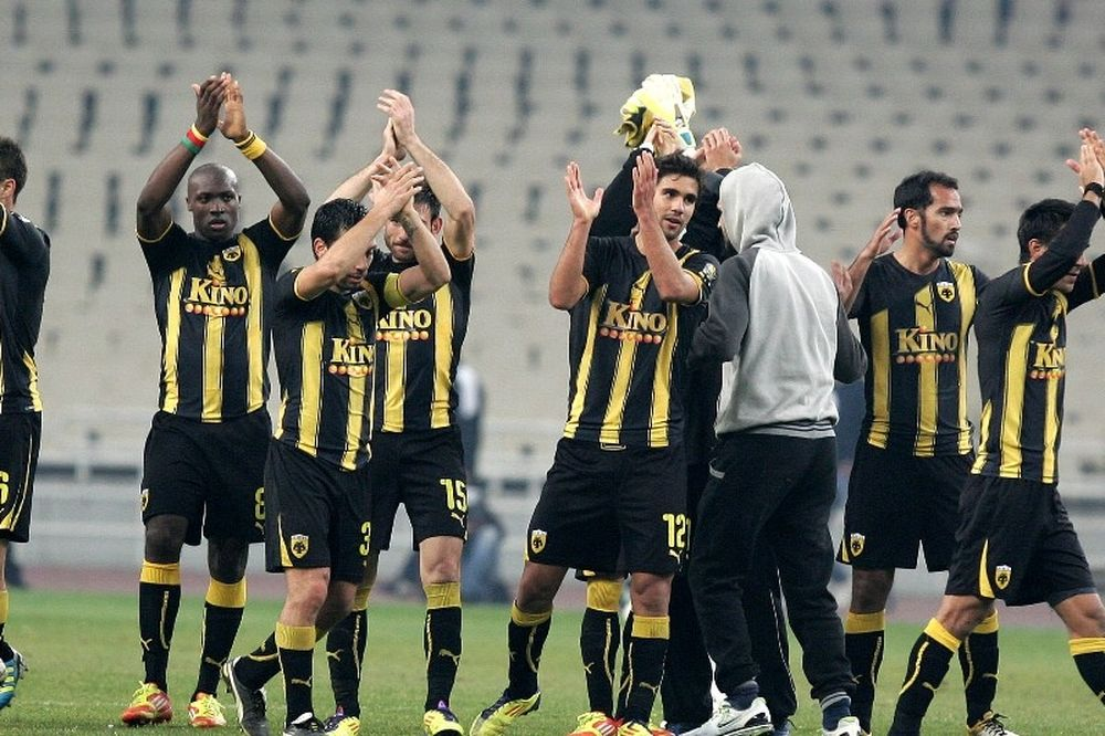 Video: ΑΕΚ - ΠΑΣ Γιάννινα 2-1 (φάσεις και γκολ)