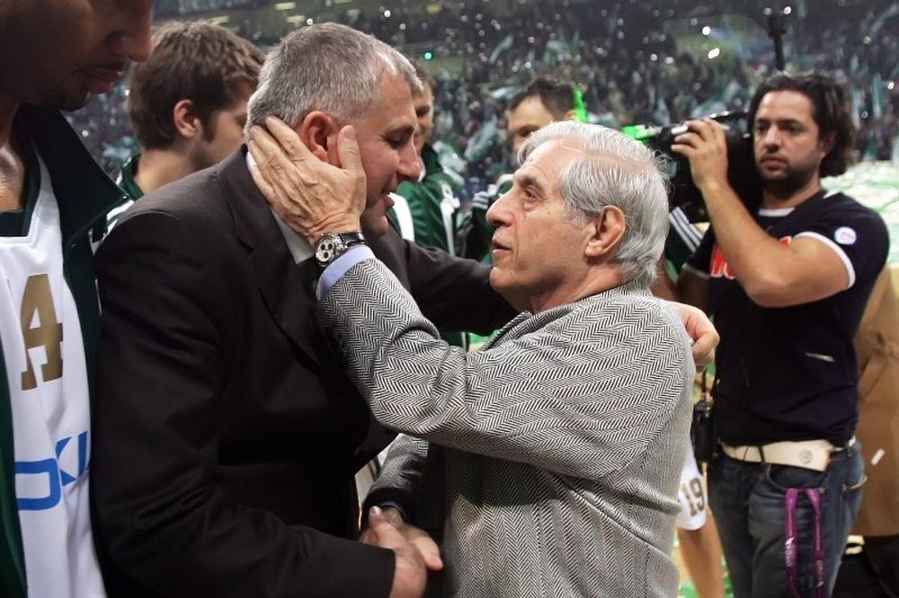 Ομπράντοβιτς: «Με αγκάλιασαν από την πρώτη στιγμή οι Γιαννακόπουλοι»