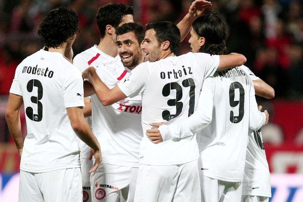 Βόλτα Πάντελιτς στην Κέρκυρα με τέσσερα γκολ (photos+videos)