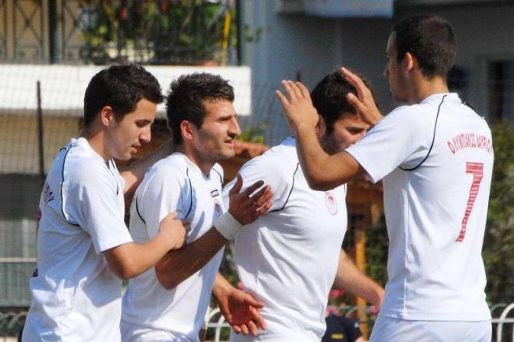 Ατρόμητος Πειραιά-Ολυμπιακός Λαυρίου 0-1