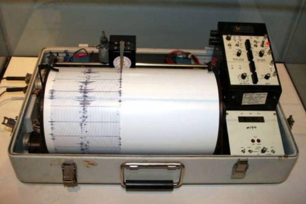 Σεισμός μεταξύ Κρήτης και Κυθήρων