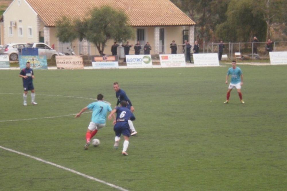 ΑΟ Κασσιώπη-Όλυμπος Κέρκυρας 2-0