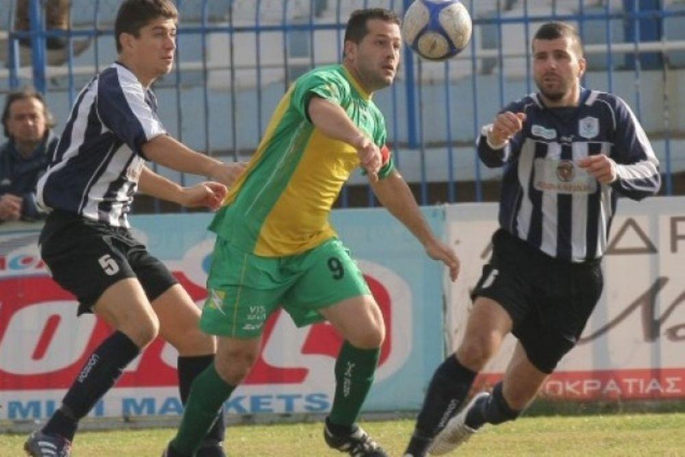 Φραγκιαδάκης: «Ο διαιτητής έκρινε το παιχνίδι»
