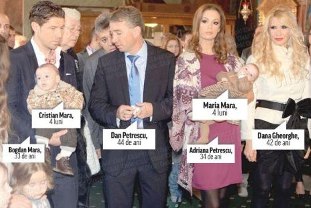 Τα δίδυμα στέλνουν τον Μάρα στην Ρουμανία! (photos)
