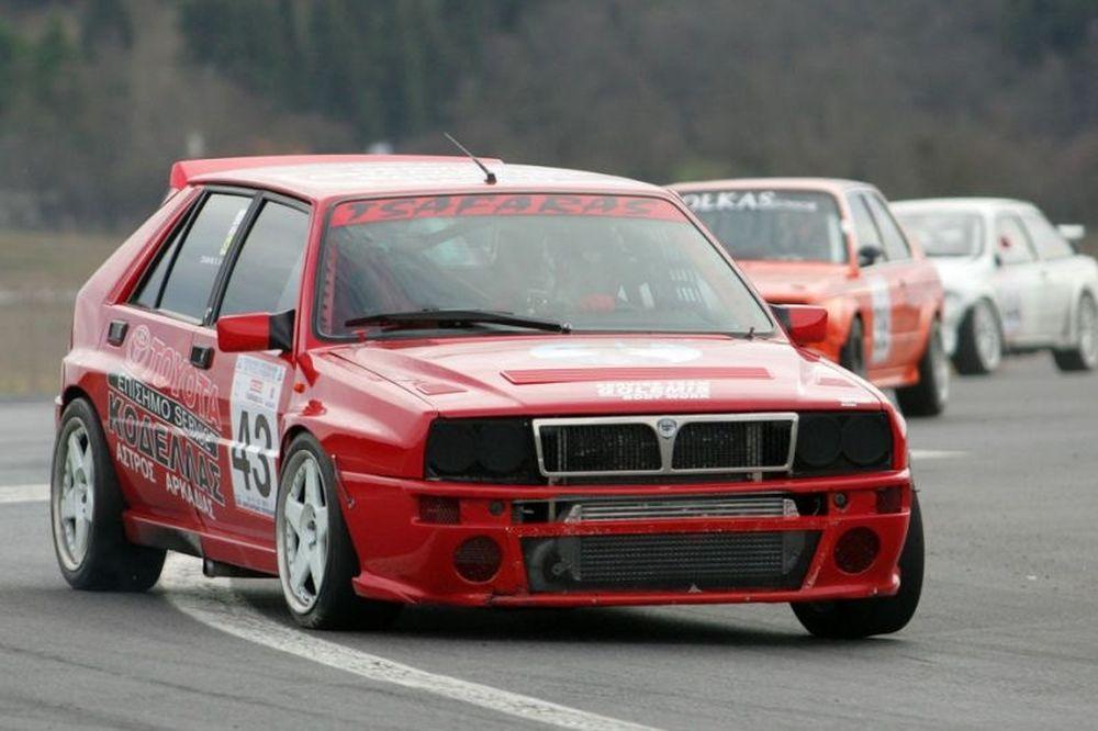 5ος αγώνας Ταχύτητας: Formula Saloon