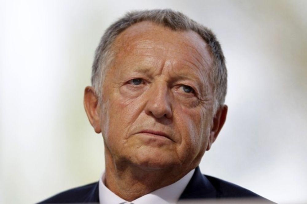 Εξαντλήθηκε η υπομονή του προέδρου της Λιόν