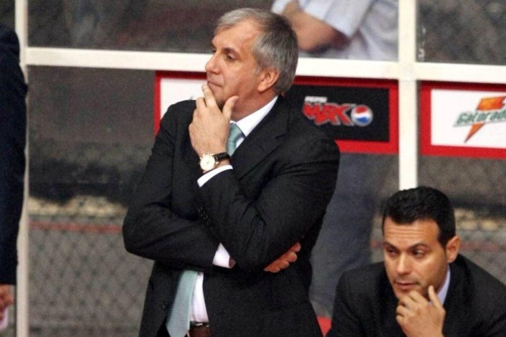 Ομπράντοβιτς: «Καλό παιχνίδι κόντρα στην ΤΣΣΚΑ»
