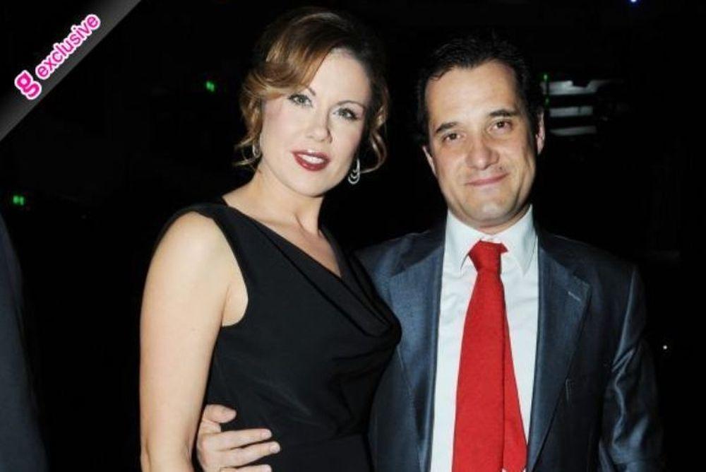 Διαψεύδει ο Άδωνις Γεωργιάδης τις φήμες περί χωρισμού του