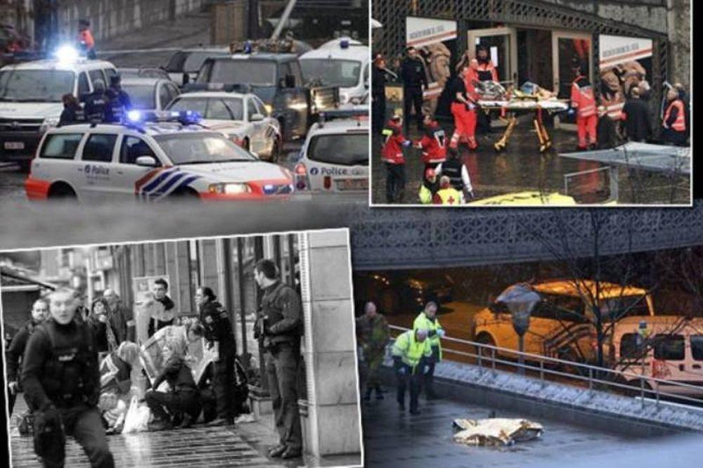 Aυξήθηκε ο αριθμός των νεκρών στη Λιέγη