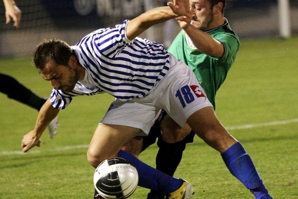 Διαμάντης: «Δύσκολο το ματς με Ρούβα»