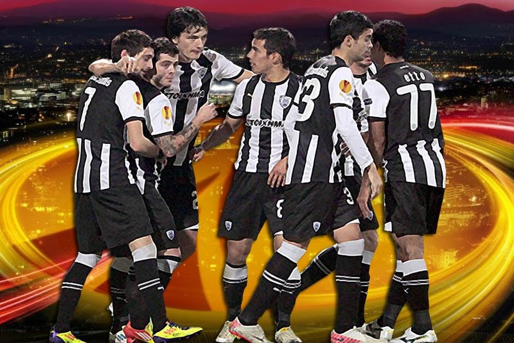 Ισόπαλος (1-1) με Ρουμπίν, αλλά ισχυρός και αήττητος ο ΠΑΟΚ (photos+video)