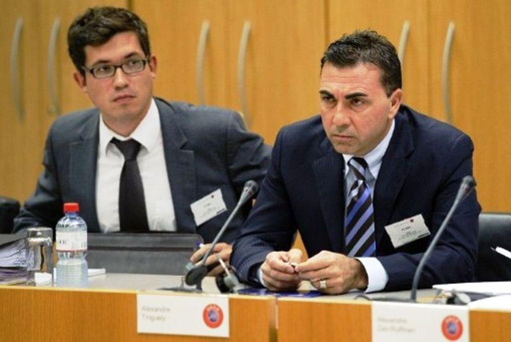 Δικαίωση για UEFA με Σιόν