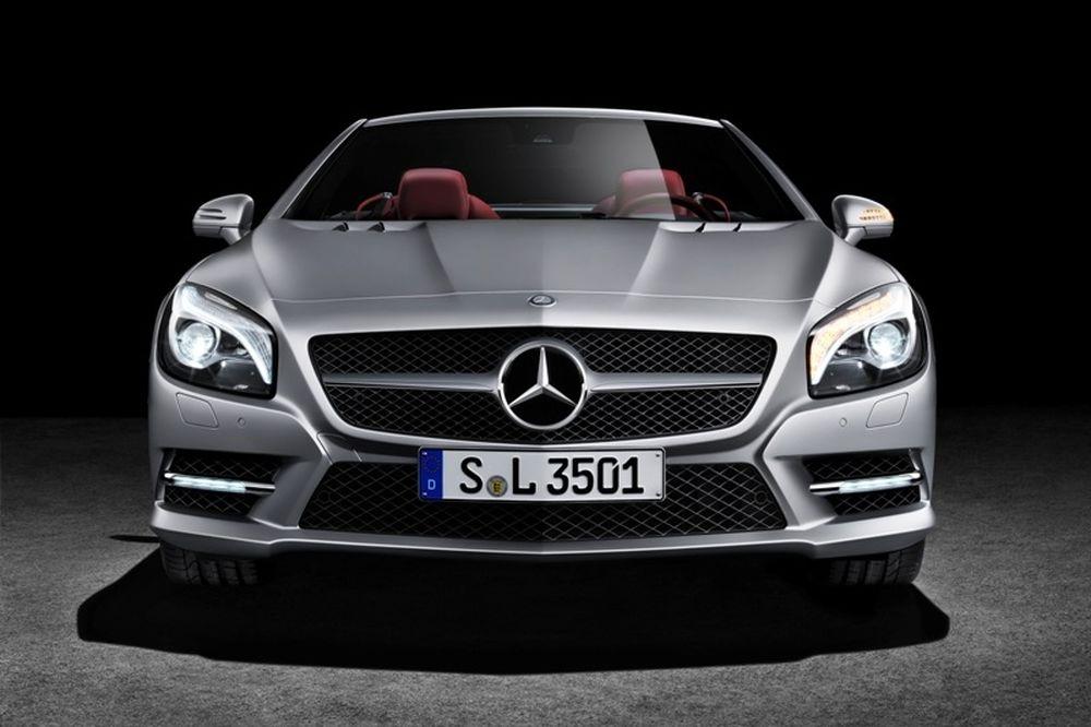 Νέα Mercedes SL – Class
