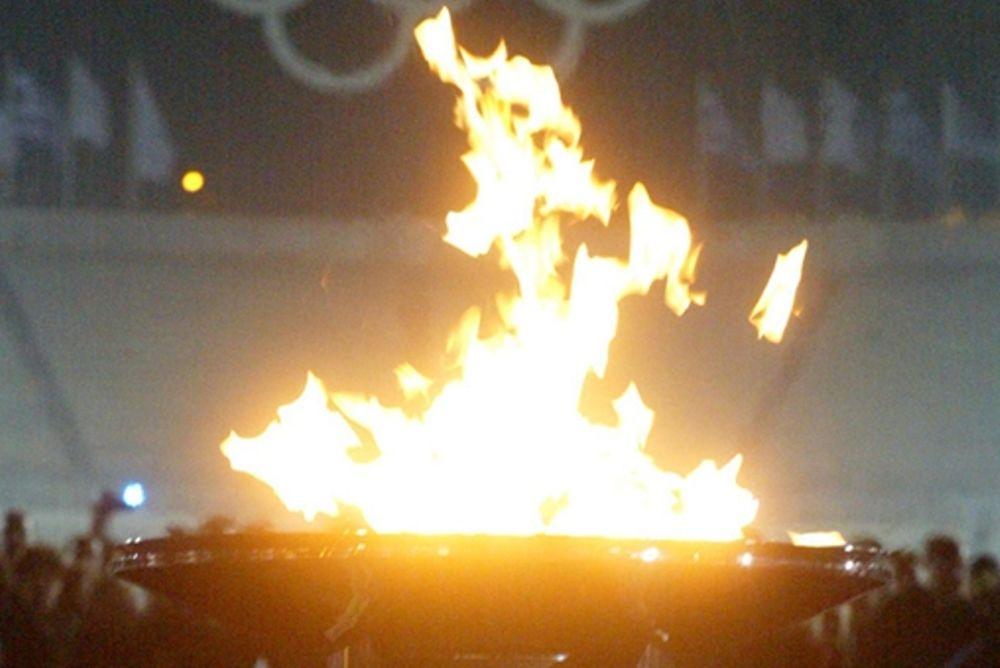 Στο Παναθηναϊκό Στάδιο η Ολυμπιακή Φλόγα