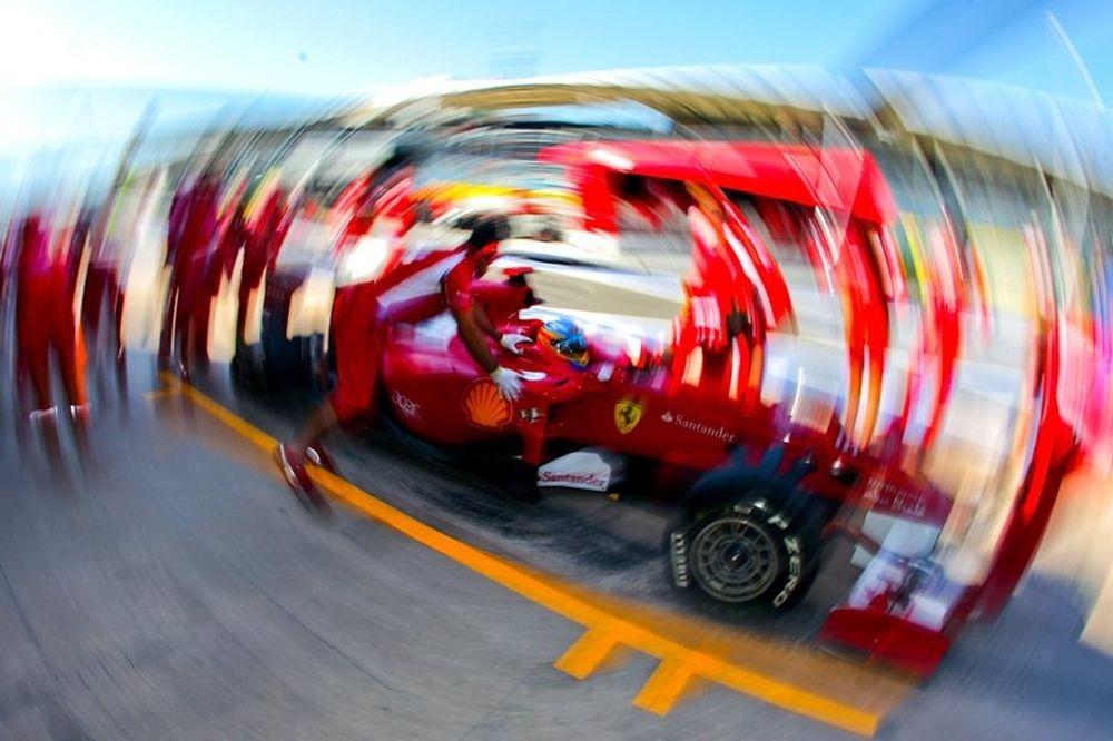 Πρεμιέρα της νέας Ferrari F1 στην Ισπανία