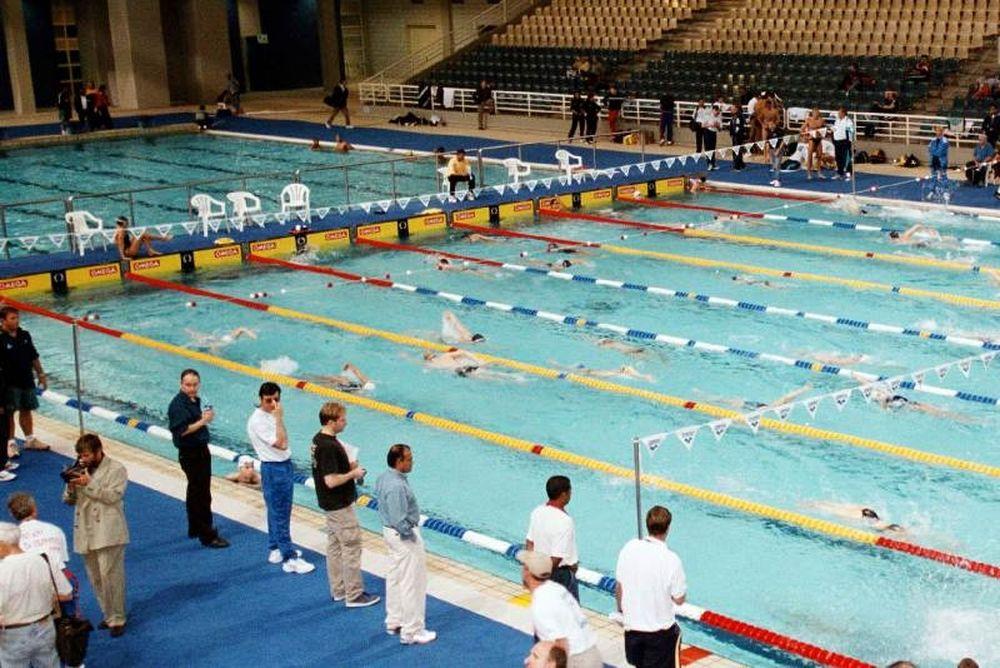 Κολυμβητική πανδαισία στο ΟΑΚΑ