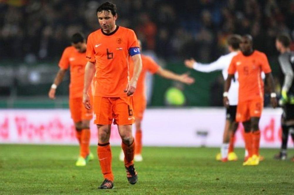 Φαν Μπόμελ: «Καλύτερη από την Μπαρτσελόνα η Ολλανδία»
