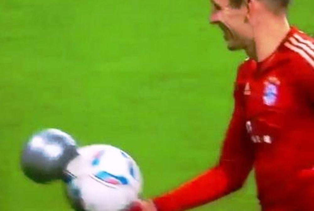 Διαλύοντας τη μπάλα
