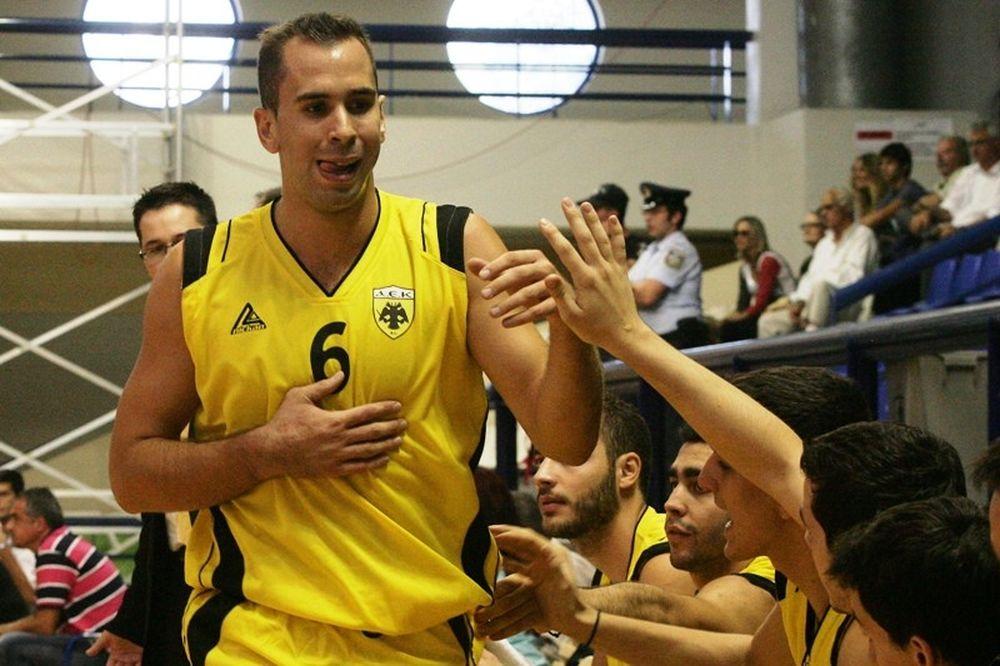 Βασιλόπουλος: «Να επιστρέψει η ΑΕΚ εκεί όπου αξίζει»