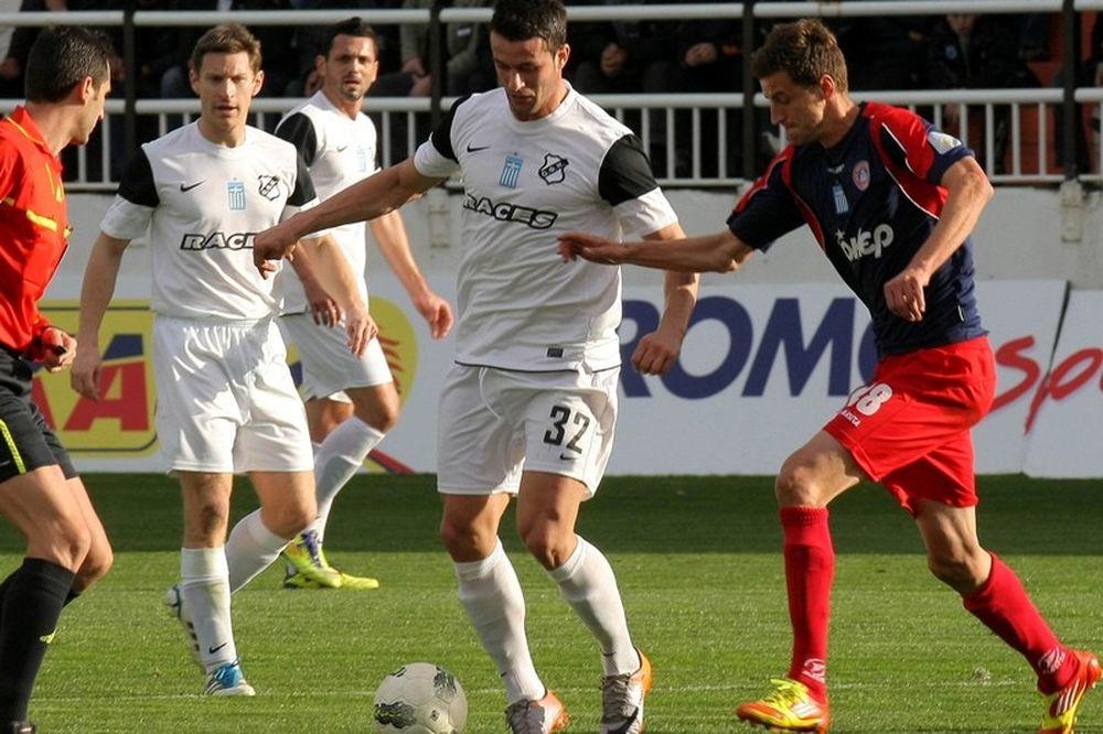 Video: ΟΦΗ-Κέρκυρα 0-0 (καλύτερες φάσεις)