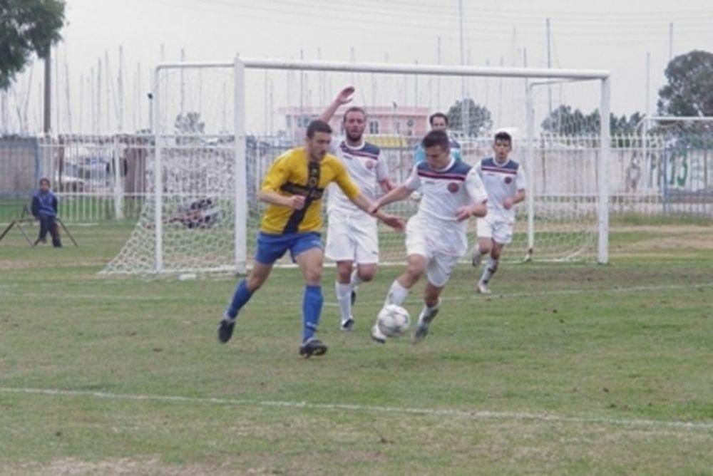 Μεσολόγγι-Τρίκαλα 2011 0-0