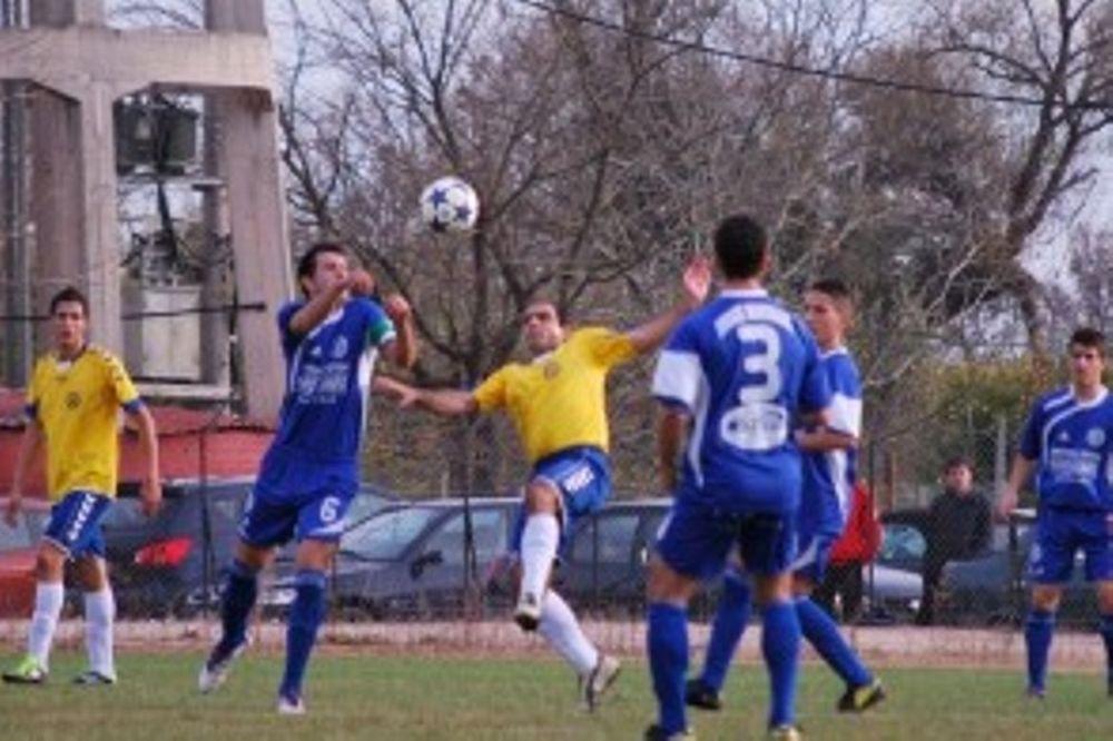 Όλυμπος Κέρκυρας-Εθνικός Φιλιππιάδας 0-1
