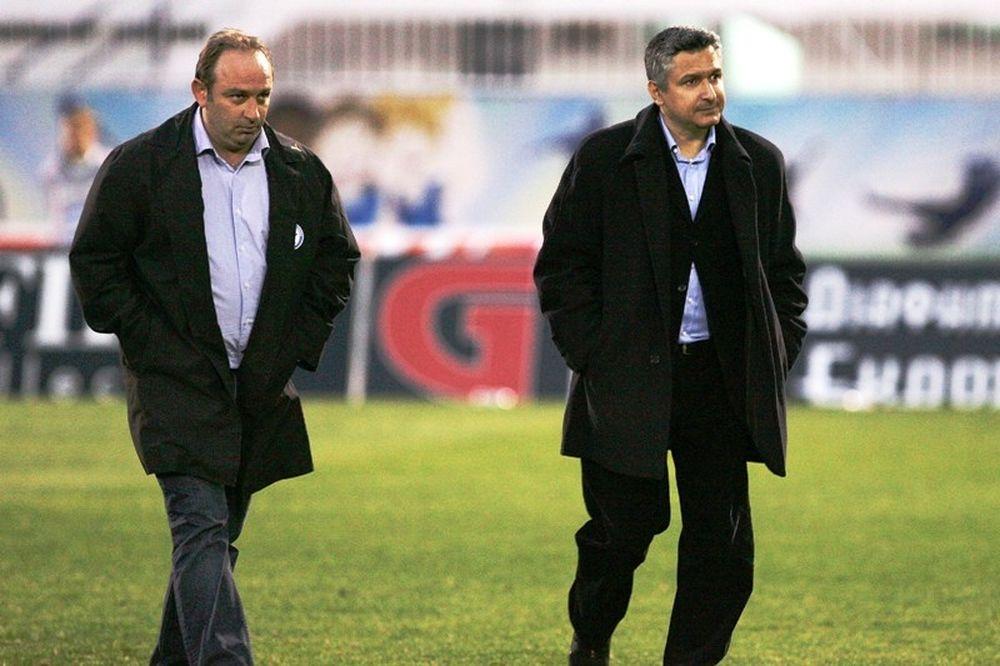 Σπανός: «Θέλουμε Europa League»