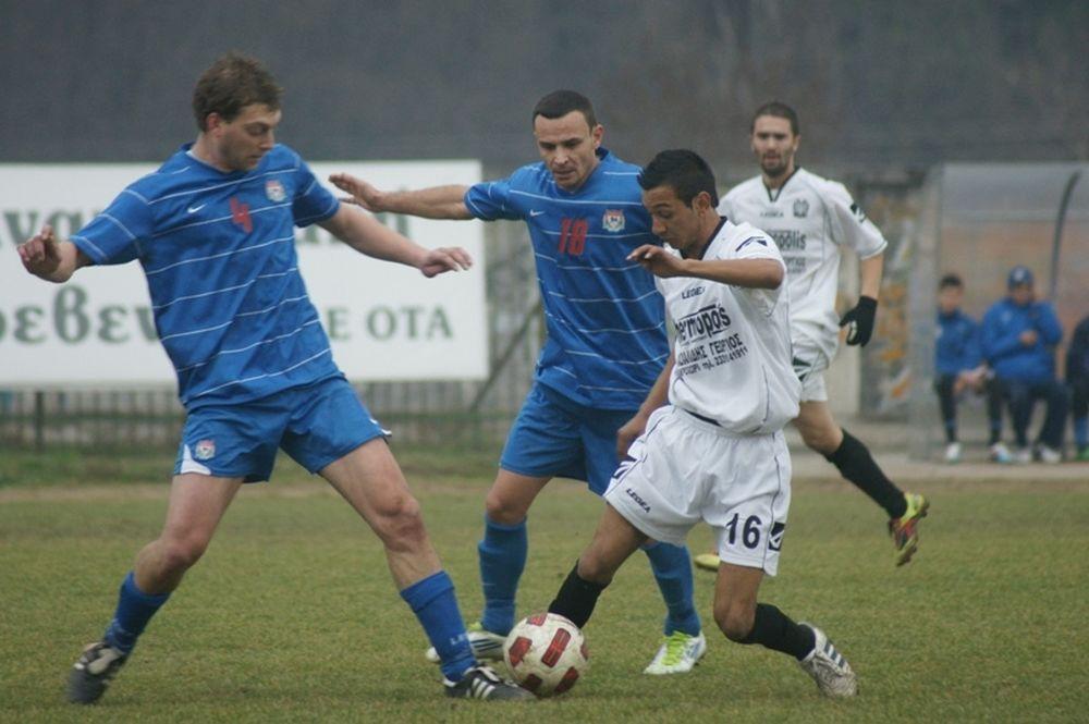 Κοζάνη-Γρεβενά Αεράτα 0-1