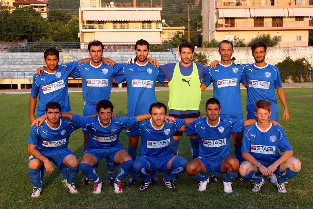 Ορφέας Ελευθερούπολης-Εθνικός Σιδηροκάστρου 0-1
