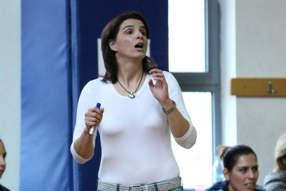 Καπογιάννη: «Υποβαθμίζεται το γυναικείο μπάσκετ»