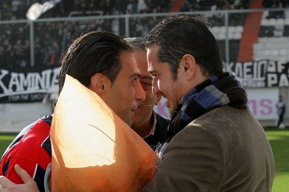 Αγρίτης: «Χαρούμενος στην Κέρκυρα, να κλείσω στον ΟΦΗ»