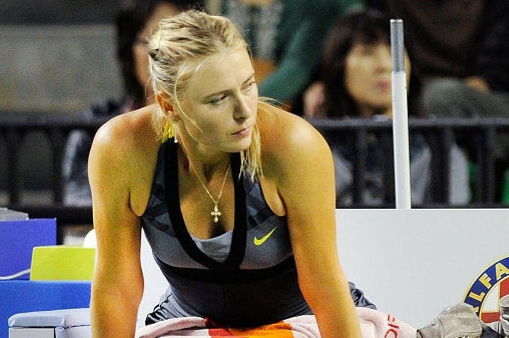 Η Σαράποβα στο Fed Cup