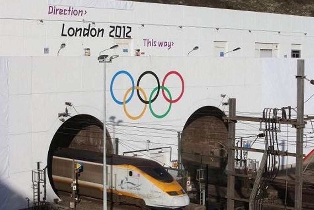 Οι Ολυμπιακοί κύκλοι σε γαλλικό έδαφος