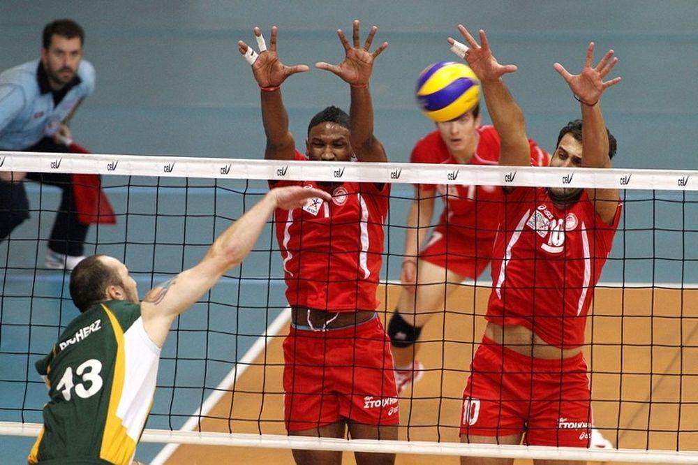 Για την πρόκριση στο Ισραήλ ο Ολυμπιακός