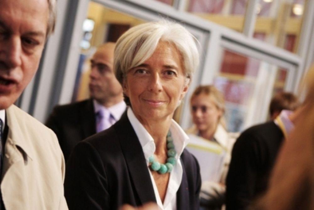 Λαγκάρντ: «Σε επικίνδυνο σημείο καμπής η παγκόσμια οικονομία»