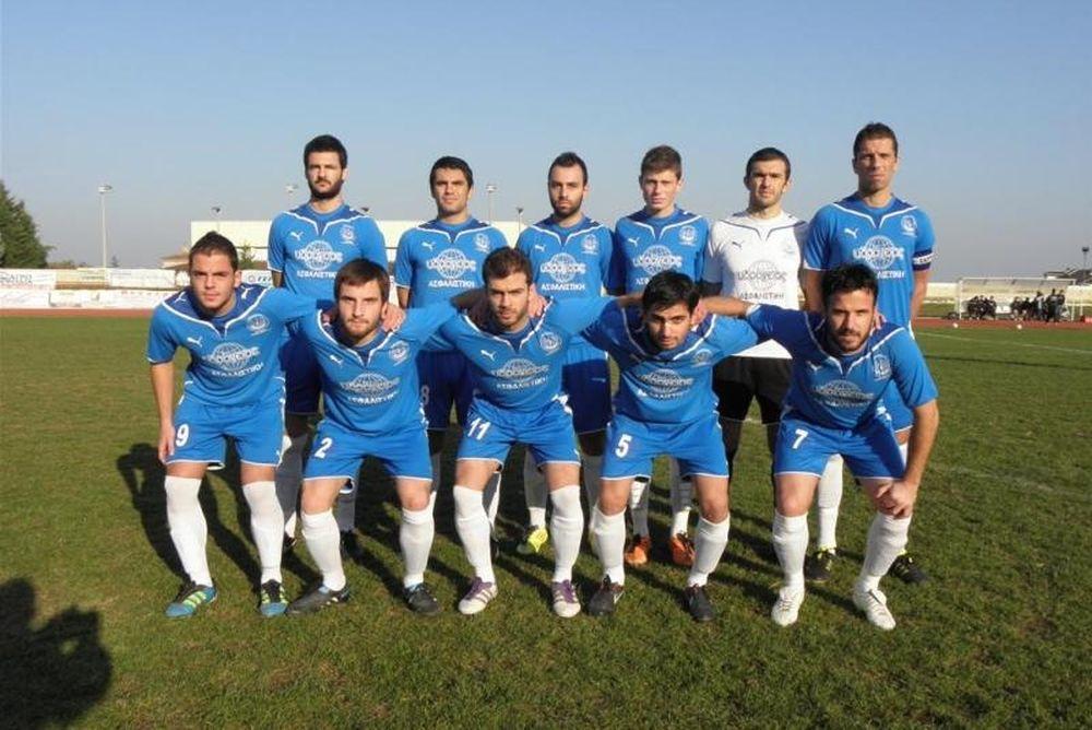 Νάουσα- ΑΟ Κάστωρ 3-0