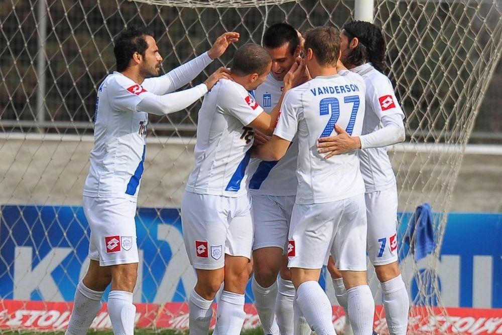 Πρώτη νίκη Αναστασιάδη, με πρόκριση ΠΑΣ στη Ρόδο (photos)