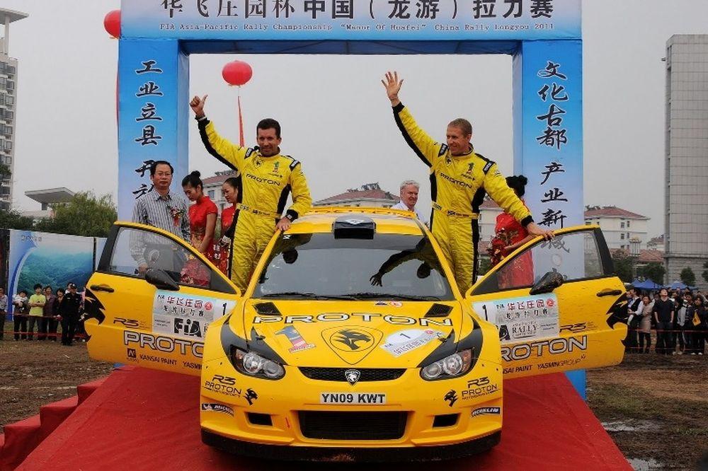 WRC: ΜακΡέι  η επιστροφή