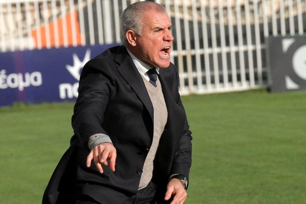 Αναστόπουλος: «Ξεχνάμε από σήμερα την πρόκριση…»