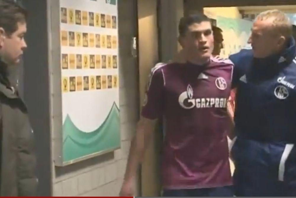 Τα «πήρε» ο Παπαδόπουλος! (video)