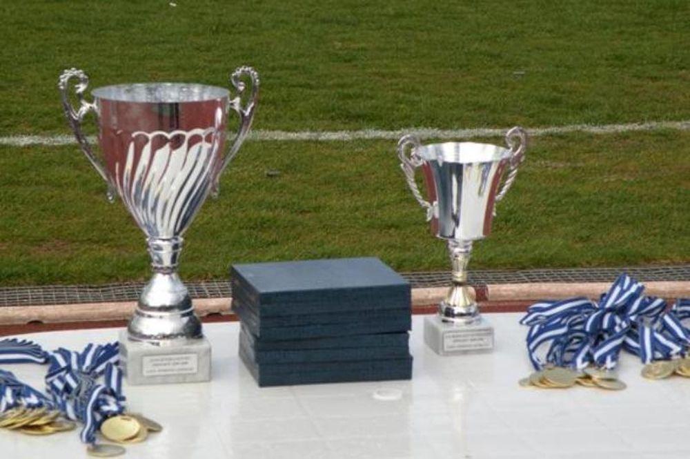 Κλήρωση κυπέλλου Πρέβεζας – Λευκάδας