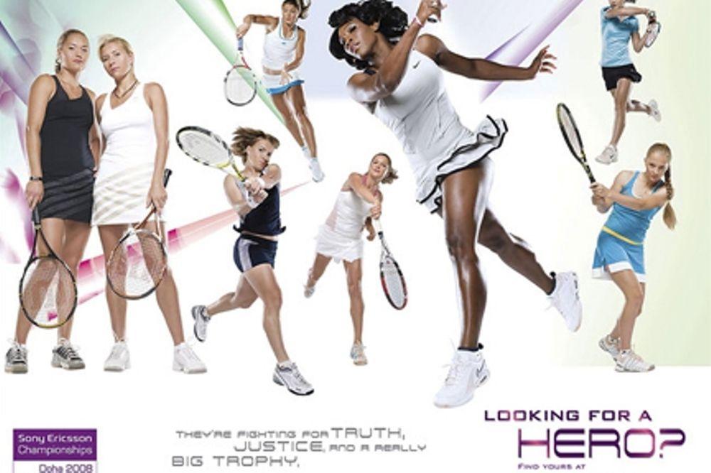 H Sony Ericsson αφήνει την WTA